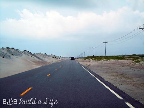 OBX Highway 12 @ BandBBuildALife.com