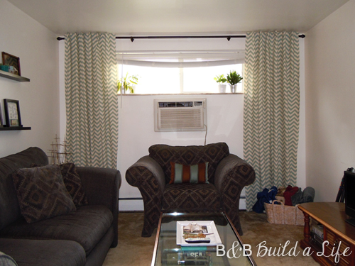 back tab drapes tutorial @ BandBBuildALife.com