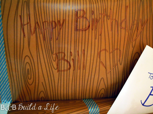 Happy Birthday Bill @ BandBBuildALife.com