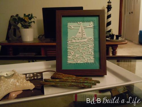 greeting card inexpensive art @ BandBBuildALife.com