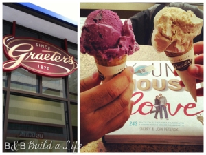 Graeter's Ice Cream @ BandBBuildALife.com