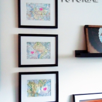 Geographically Challenged ~ Inexpensive Art