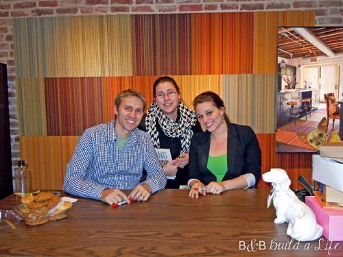 YHL Book Signing @ BandBBuildALife,com