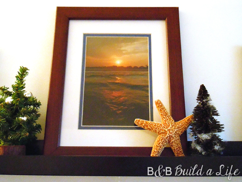 christmas starfish with attitude @ BandBBuildALife.com