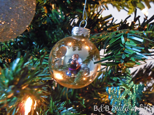 christmas ornament @ BandBBuildALife.com