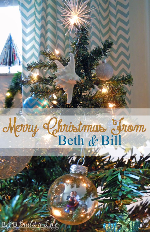 Merry Christmas from BandBBuildALife.com