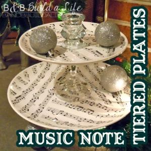 tiered serving tray tutorial @ bandbbuildalife.com