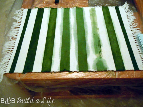 painted rug pinstrosity @ BandBBuildALife.com