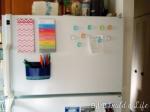 fridge bling @ BandBBuildALife.com