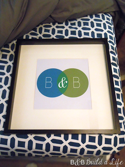 B & B Artwork @ BandBBuildALife.com