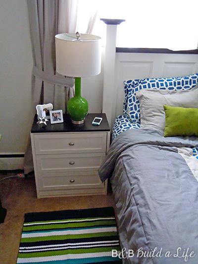 A Little Bedroom Evolution B Amp B Build A Life