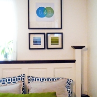 Showing the Love ~ Inexpensive Art