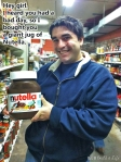Hey Girl Nutella @ BandBBuildALife.com