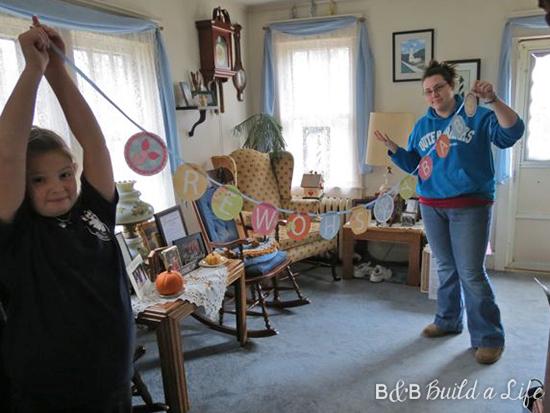 winnie the pooh baby shower @ BandBBuildALife.com