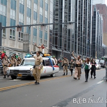 st Paddy's day parade @ BandBBuildALife.com