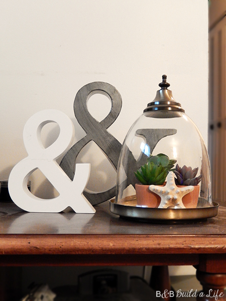 Ampersand Decor @ BandBBuildALife.com