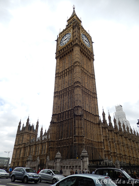 Big Ben @ BandBBuildALife.com