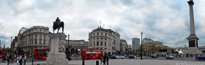 trafalgar square @ BandBBuildALife.com