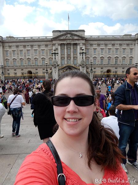 buckingham palace @ BandBBuildALife.com