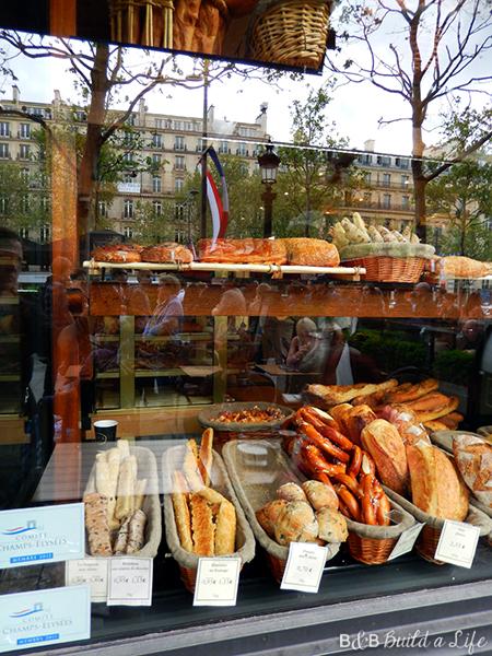 Shopping on the Champs-Élysées @ BandBBuildALife.com