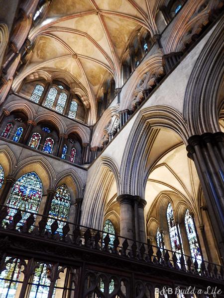 Salisbury Cathedral @ BandBBuildALife.com