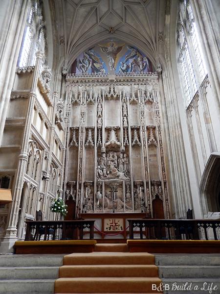 christchurch Priory @ BandBBuildALife.com