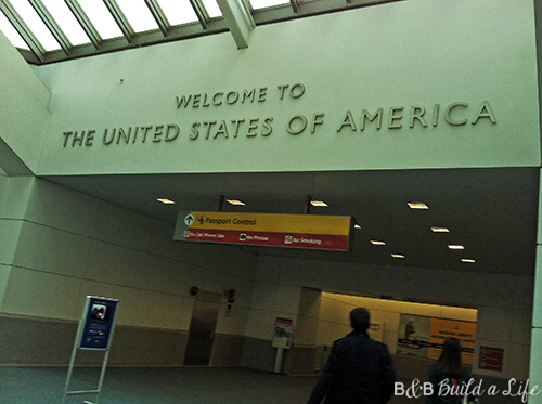 welcome to the united states of america @ BandBBuildALife.com
