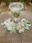 sea glass seaglass @ BandBBuildALife.com