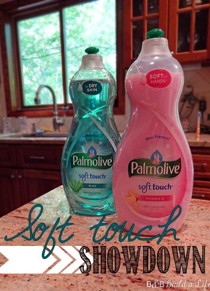 palmolive softtouch @ BandBBuildALife.com
