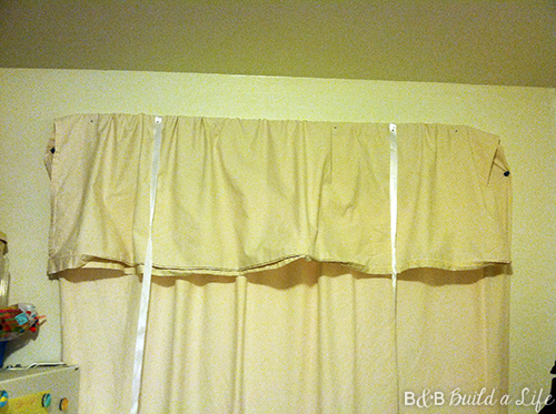 desperation drapes @ BandBBuildALife.com