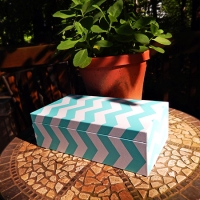 Pottery Barn Box Revamp