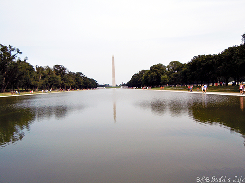 Passport to Our National Parks Washington DC @ BandBBuildALife.com