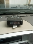 Fix Radar Detector Dash Mount @ BandBBuildALife.com