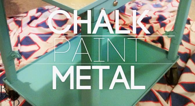 Finally, Chalk Paint!