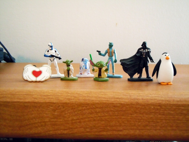 Desk Characters