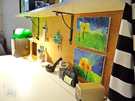 saving desk at BandBBuildALife.com
