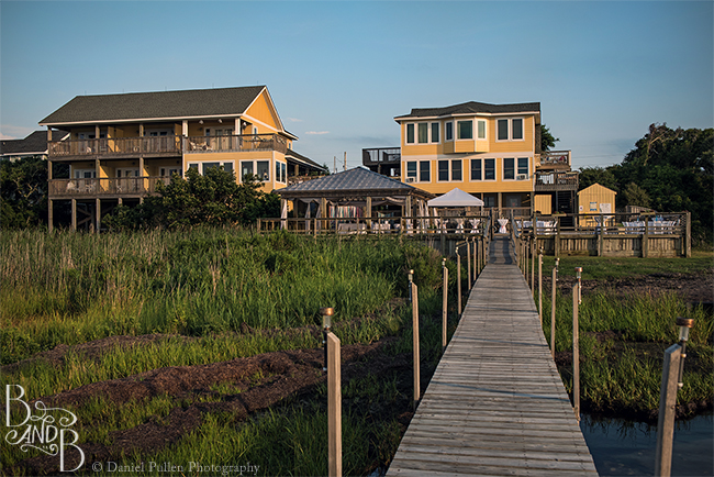 The Inn on Pamlico Sound - OBX Destination Wedding Venue