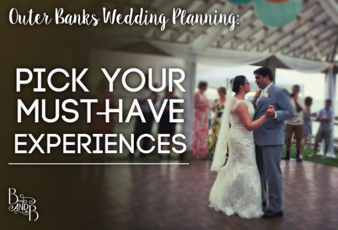 Planning An Outer Banks Wedding
