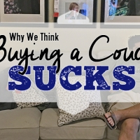 Buying a Couch Sucks
