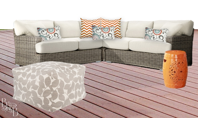 Cozy Fall Deck Decor Ideas